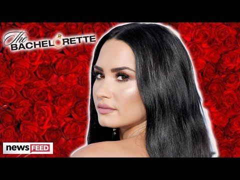 Demi Lovato Ready To Date 'Bachelorette' Contestant?!?