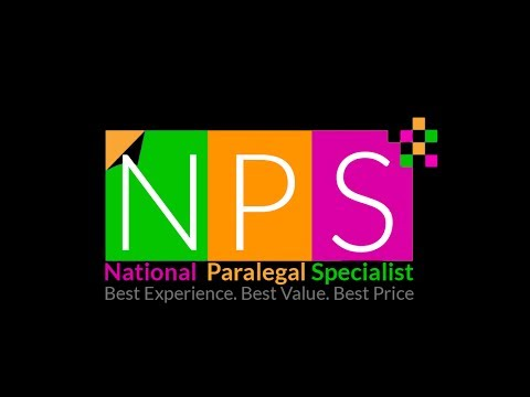 National Paralegal Specialist