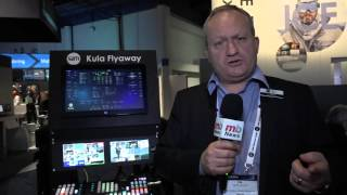 2016 NAB Show: Tim Felstead, Head of Product Marketing at SAM