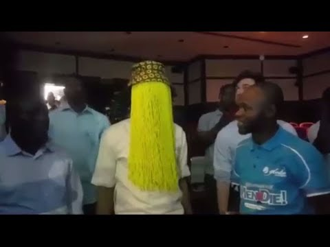 Anas Storms Accra International Conference Centre