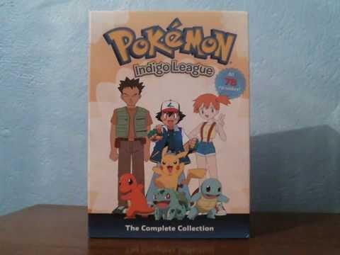 Pokemon Indigo League: The Complete...