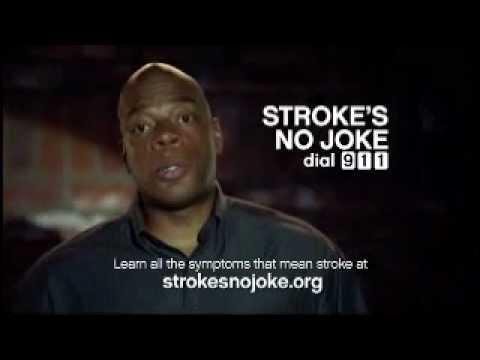Stroke Awareness - Stroke is no joke