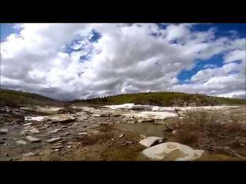 Charley River Packraft Trip