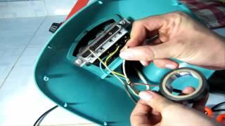Tự sửa máy quạt cũ bị quay chậm, khắc phục máy quạt quay yếu