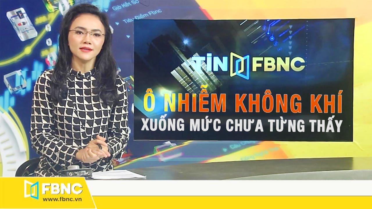 Tin tức Việt Nam mới nhất ngày 23/4/2020 | Ô nhiễm không khí giảm xuống mức chưa từng thấy