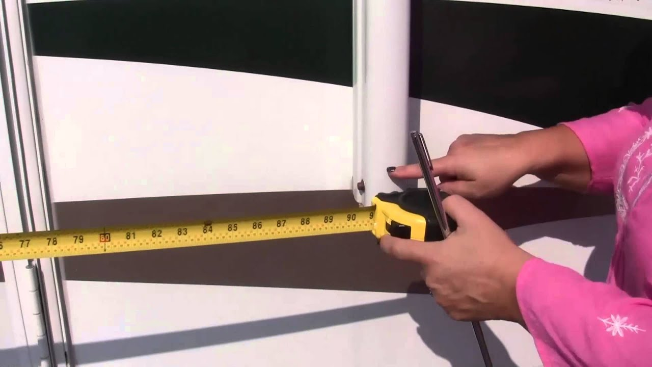 How to Measure Your RV Awning by Makarios RV