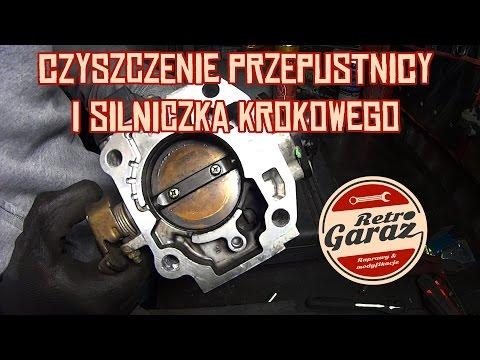 Jak Wyczyścić Przepustnice I Silniczek Krokowy - Retro Garaż #13