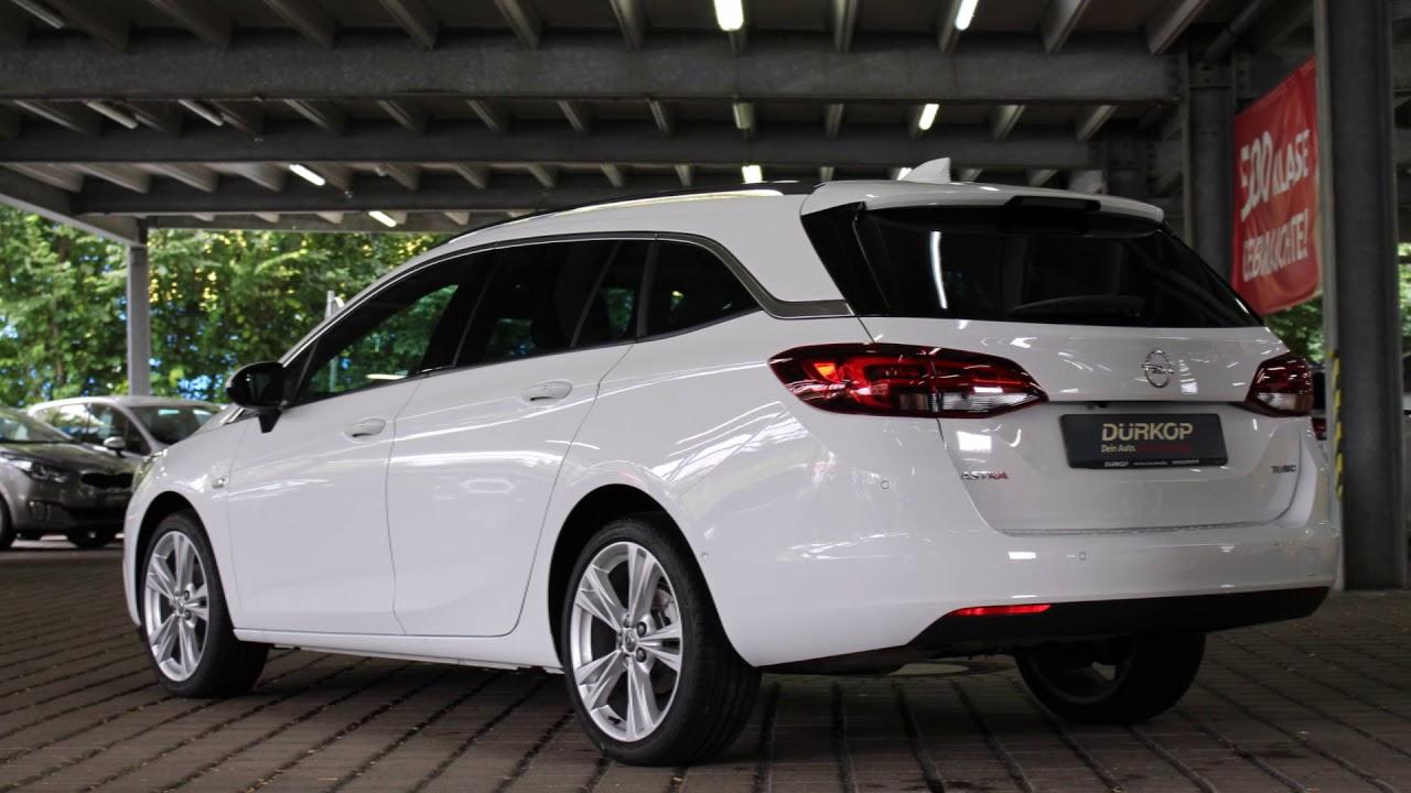 Dürkop Produktvideo: Opel Astra K Sports Tourer - YouTube