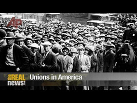 Unions need to organize unemployed workers