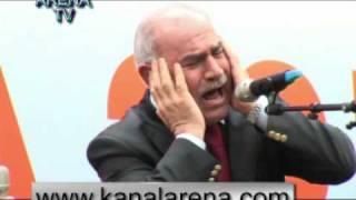 Ismail Cosar AVRUPADA OKUNAN EN GUZEL ÇİFTE EZANI!