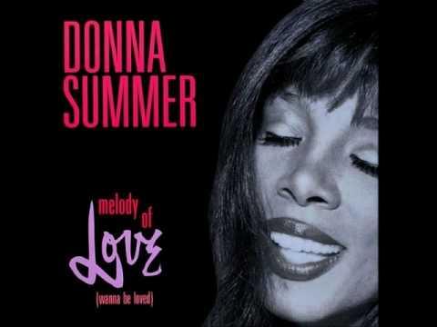 Donna Summer - Melody of Love (Wanna Be Loved) [Junior Vasquez DMC Remix Edit]