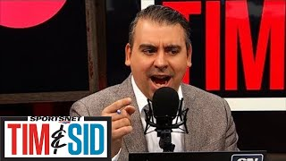 Sid Refuses To Hear Your McDavid/Gretzky Comparisons   Tim and Sid