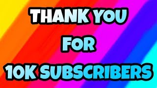 [🔴LIVE] THANK YOU FOR 10K SUBSCRIBERS