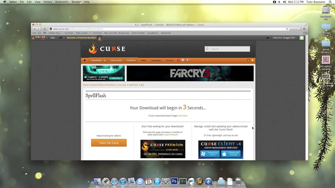 How to install WoW addons
