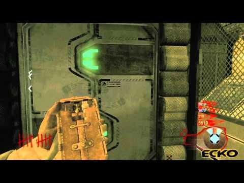 Blackops Zombies MOON - Hacking The Excavator