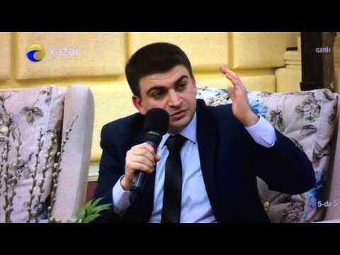 Qiyas Qiyasov Xezer Tv 5-5 verilishi  ...