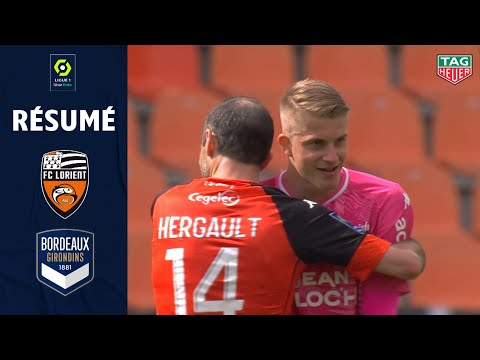 Lorient Bordeaux Goals And Highlights