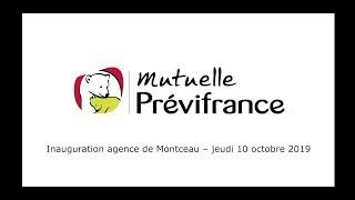 Inauguration nouvelle Agence Prévifrance Montceau-les-Mines