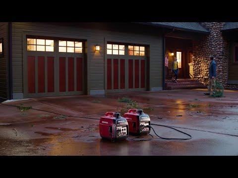 Honda EU2200i: The Perfect Generator for Home Back Up