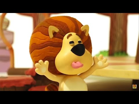 Raa Raa The Noisy Lion   1 Hour Compilation   English Full Episodes   Kids Cartoon   Videos For Kids