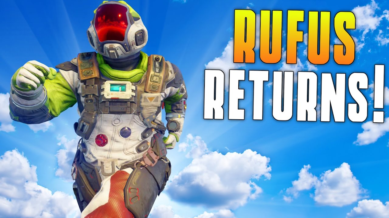 Download RUFUS RETURNS! (Black Ops 3 Funny Moments & Highlights) D13 Sector, Quad Feed, Rage! - MatMicMar