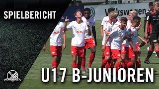 Gambar cover RB Leipzig U17 - 1. FC Union Berlin U17 (Testspiel)