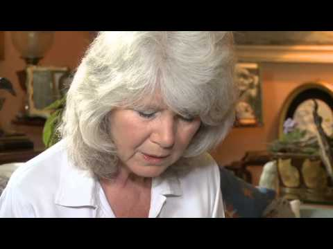 Jilly Cooper reading an extract from her new novel, Jump!