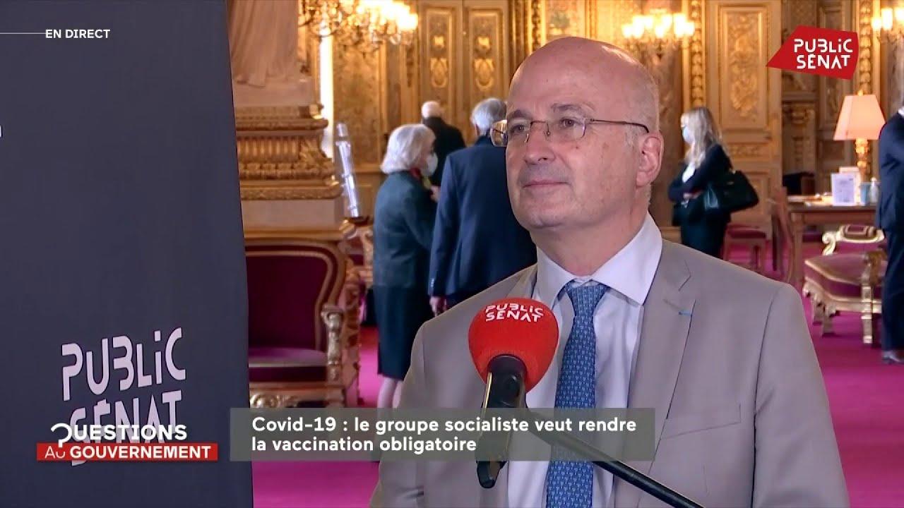 Frankreich lehnt die Zwangsimpfung ab