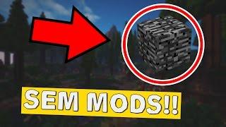 como quebrar a bedrock no modo sobrevivncia no minecraft pocket edition 0 16 0 sem mods