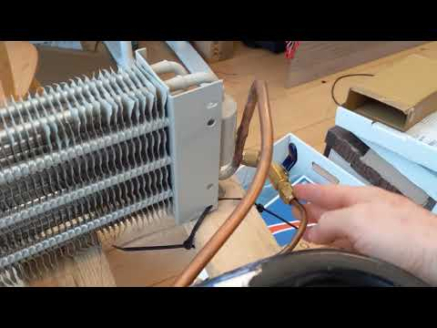 DIY Air Conditioner Built From Weird Donor Appliance | Hackaday