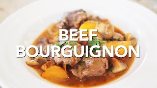 Instant Pot Pressure Cooker Beef Bourguignon