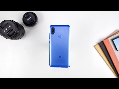 Redmi Note 6 Pro (Blue) Unboxing and Initial Impressions