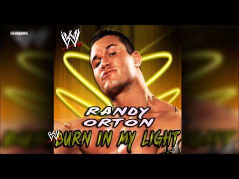 "WWE: ""Burn In My Light"" (Randy Orton) [Unused] Theme Song + AE (Arena Effect)"