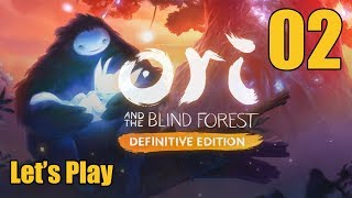 Ori and the Blind Forest - Let's Play Part 2: Sunken Glades