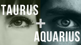 Aquarius Woman And Taurus Man Love Compatibility 2018 - The Guide