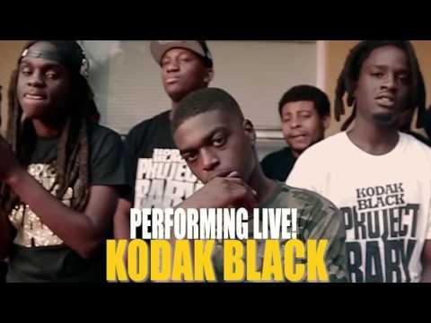KODAK BLACK LIVE! DILLARD HIGH SCHOOL MARCH 17,2016
