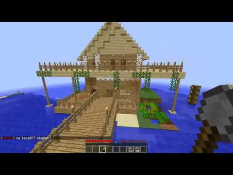 Lets Play Minecraft--Român?--Luxus mansion in devenire ! |Ep 8