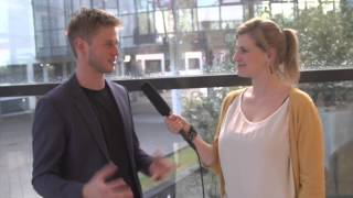Brian Fabian Crain from Epicenter Bitcoin - 2015 Inside Bitcoins Berlin - Interview by AnnaKNonE