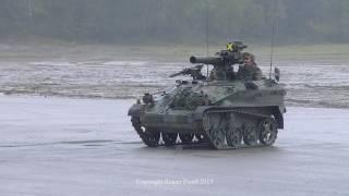 Ilü Bundeswehr Manöver Informations Lehr Übung Landoperationen 2015 Teil1 mit Schützenpanzer Puma
