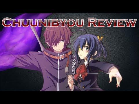 Chuunibyou Review 中二病でも恋がしたい!