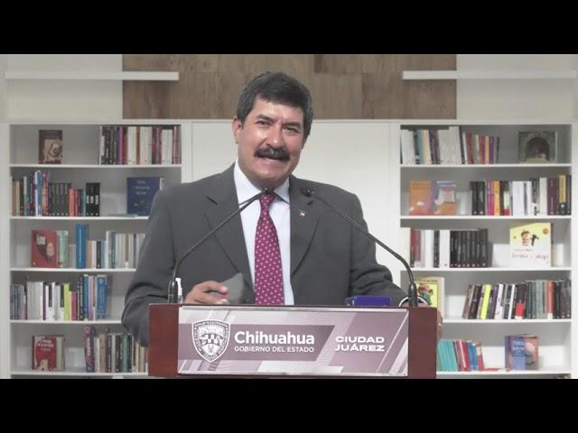 Dejamos una vara muy alta en inversión para Ciudad Juárez: Javier Corral