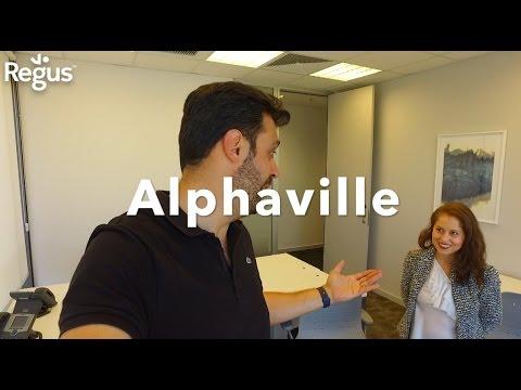 Conheça a Regus Alphaville com Tiago Alves e Stephanie Cruz