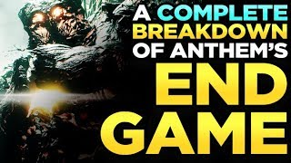 Anthem Complete End Game Guide | All Activities and Gearing Guide