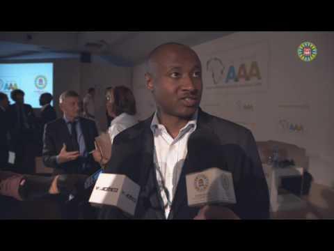 Seyni Nafo, président du groupe des négociateurs africains sur le climat aux Nations unies