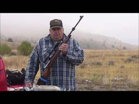 Remington Model 700 in 35 Whelan