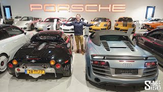 The Netherlands BEST Car Collection! Porsche, Audi and VW Heaven