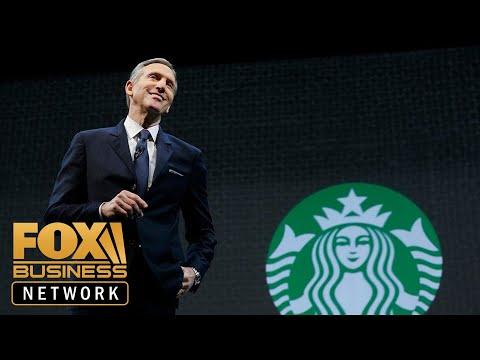 Former Starbucks CEO Howard Schultz will not run for president in 2020