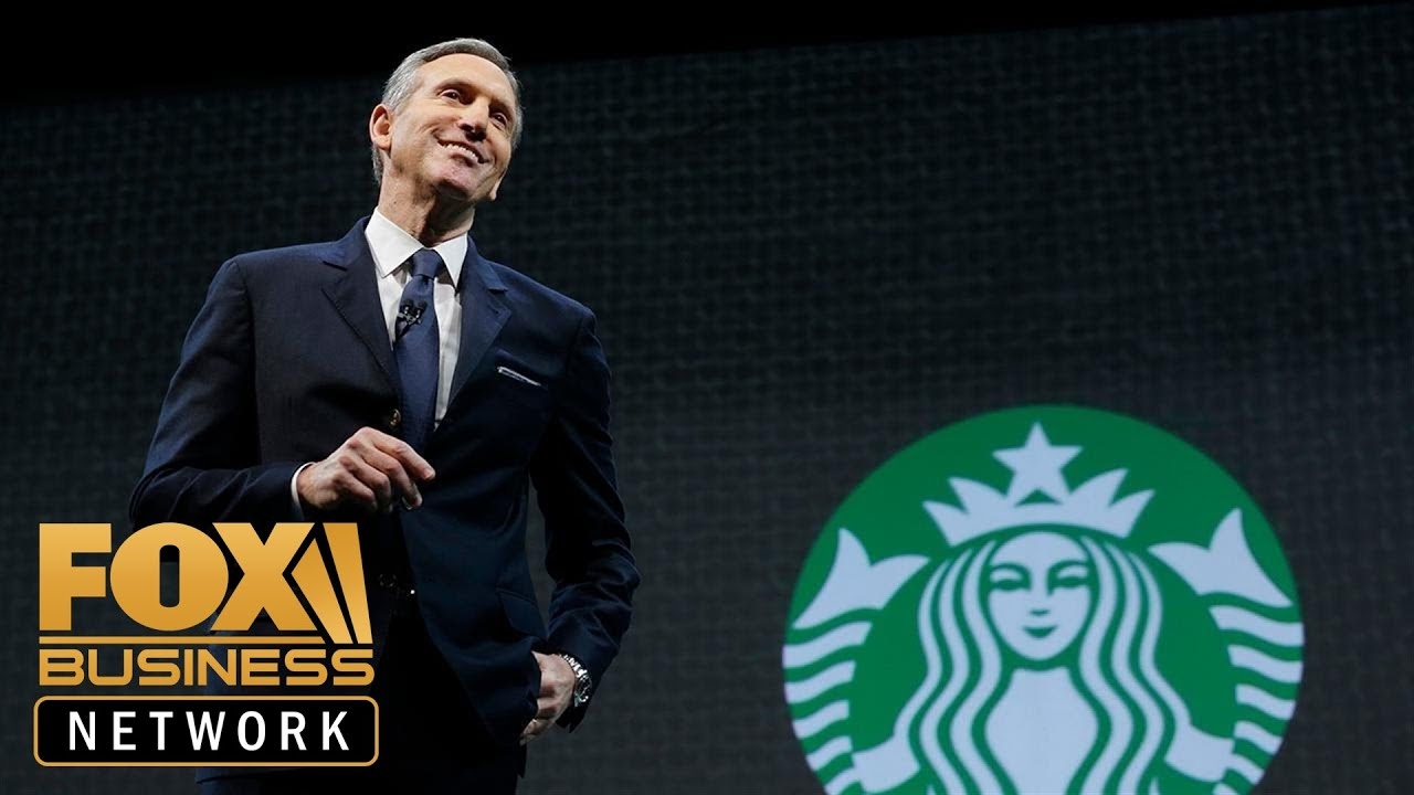 FOX Business Former Starbucks CEO Howard Schultz will not run for president in 2020
