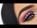 Valentine's Day Pink Cut Crease | Sleeping Beauty Inspired Makeup Tutorial