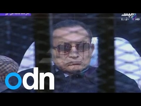 Hosni Mubarak cleared of killing protestors